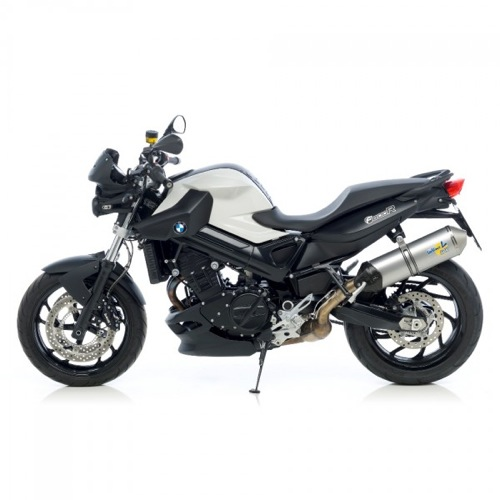 BMW F800 R Motorcycle and scooter rentals in Madrid (Spain)