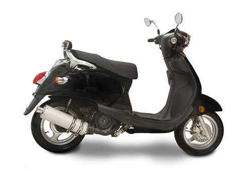 MTR Gomera 125 Motorcycle and scooter rentals in Málaga (Spain)