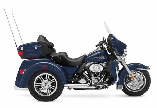 Harley-Davidson TRIKE Alugueres de motas e scooters em New York (EUA)