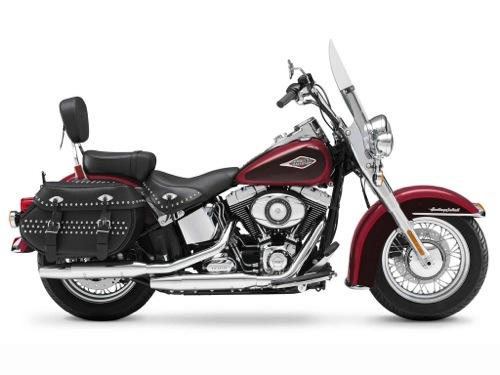 Harley-Davidson Heritage Softail Classic Alugueres de motas e scooters em New York (EUA)