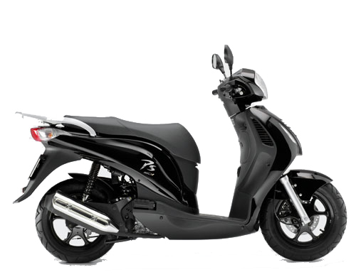 Honda Passion Motorcycle and scooter rentals in Formentera (Spain - Balearic Islands)