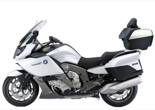 BMW K1600 GT Motorcycle and scooter rentals in Madrid (Spain)