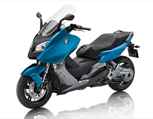 BMW C650 Sport Motorcycle and scooter rentals in Bologna (Italy)
