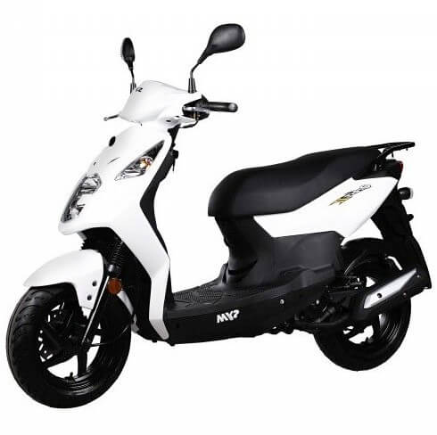 SYM Orbitt II 50 Motorcycle and scooter rentals in Île-de-France (France)