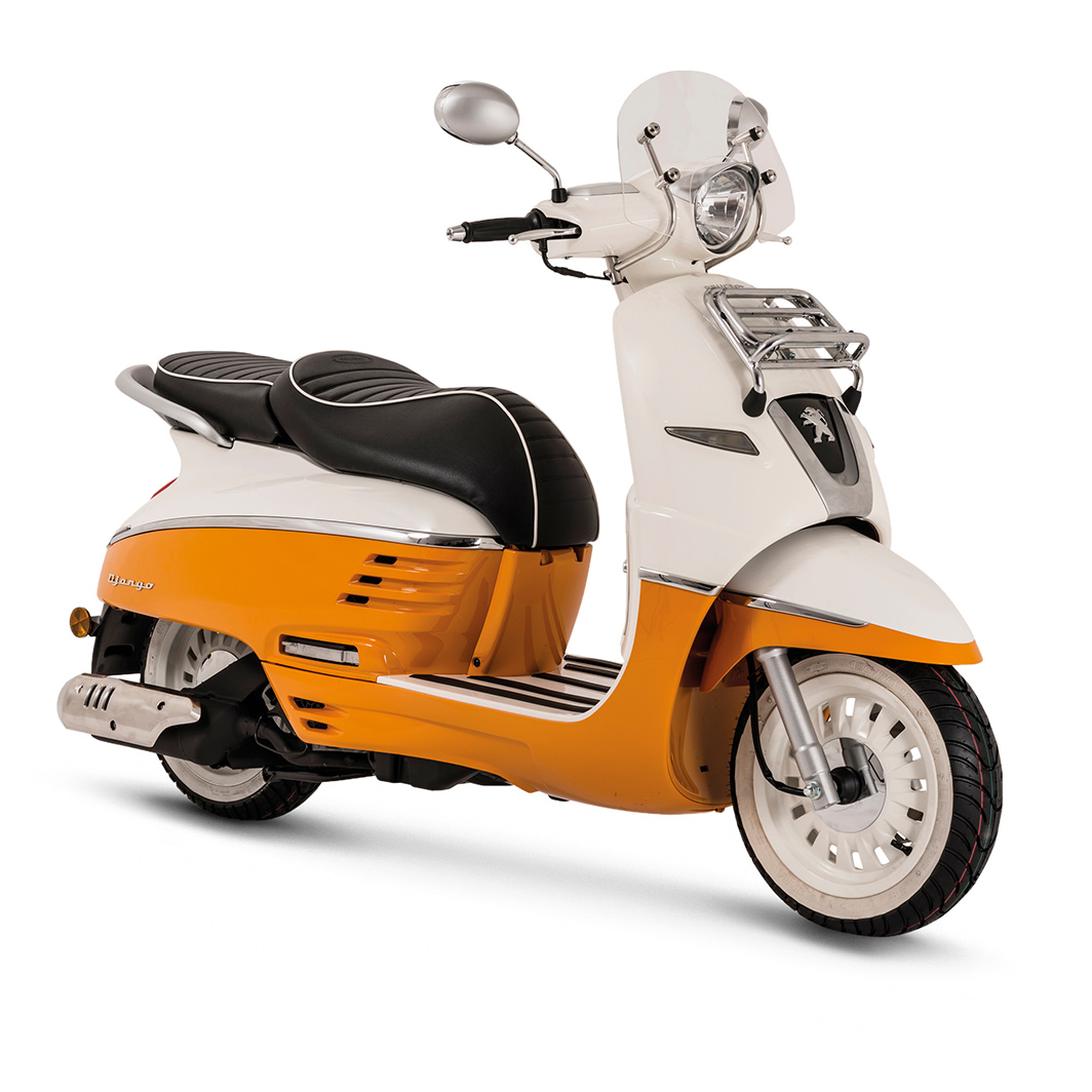 Peugeot DJANGO Motorcycle and scooter rentals in Barcelona (Spain)