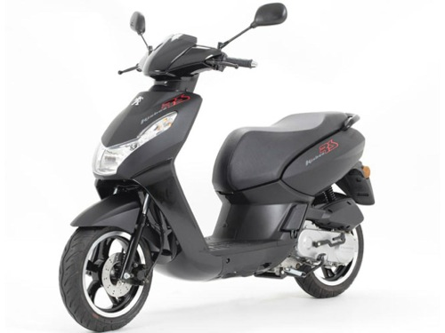 Peugeot Kisbee Motorcycle and scooter rentals in Barcelona (Spain)