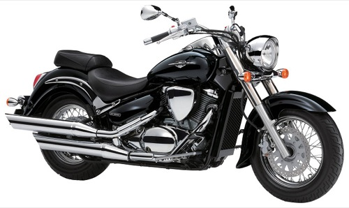 Suzuki Intruder C800 Motorcycle and scooter rentals in Mallorca (Spain - Balearic Islands)