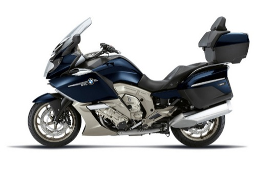 BMW K1600 GTL Motorcycle and scooter rentals in Madrid (Spain)