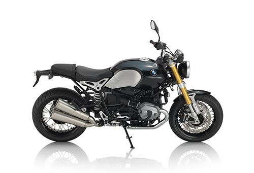 BMW R nine T Motorcycle and scooter rentals in Bologna (Italy)