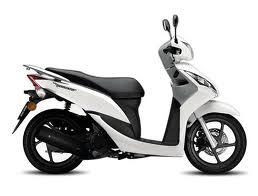 Honda Vision 110 Motorcycle and scooter rentals in Fuerteventura (Spain - Canary Islands)