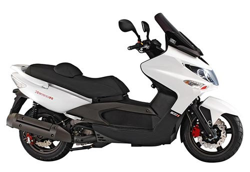 Kymco Xciting 500 Noleggio moto e scooter Tenerife (Spagna - Isole Canarie)