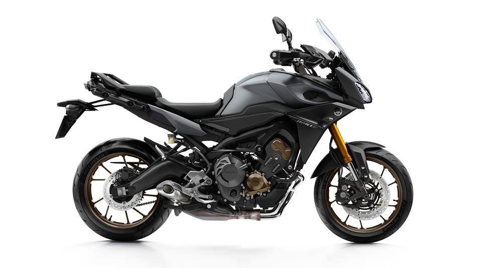 Yamaha MT-09 Tracer Motorcycle and scooter rentals in Barcelona (Spain)