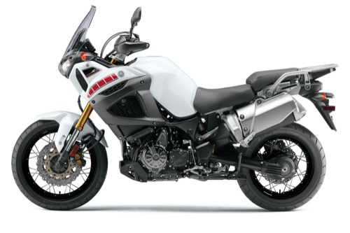 Yamaha Supertenere 1200 Motorcycle and scooter rentals in Barcelona (Spain)